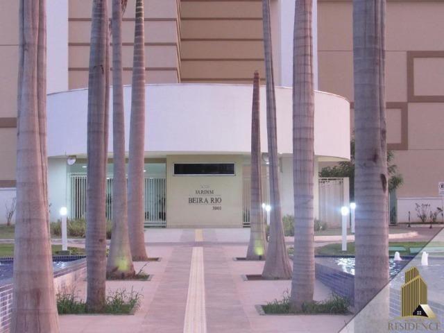 Jardim Beira Rio 78 m² - Sacada Gourmet - 3 Quartos - Sol da manhã - Foto 3