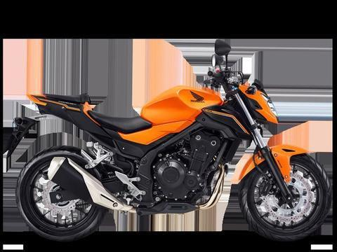 Honda CB 500 F ABS - Foto 2