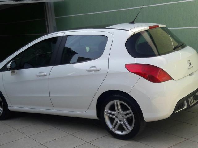Peugeot 308 2 0 alure teto panorâmico impecável!!! - Foto 2