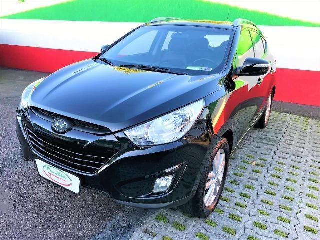 Hyundai IX35 Botão Start, Automática, Top + Kit GNV Última Geração, Baixa km. Lindo Carro!