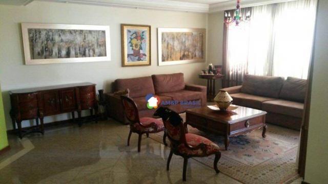 Apartamento Duplex com 4 dormitórios à venda, 450 m² por R$ 1.500.000,00 - Setor Bueno - G