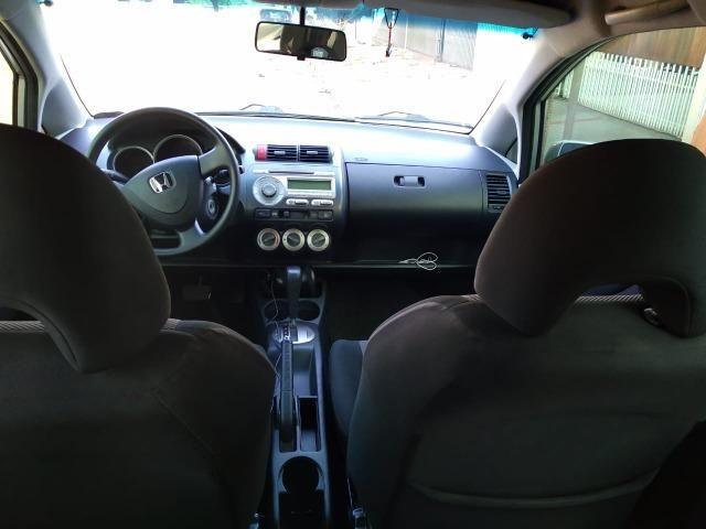 Honda Fit 2007 EX At 1.5 VTEC - Foto 4