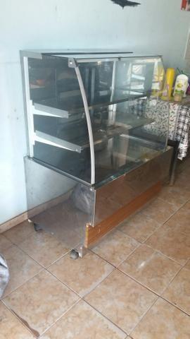 Freezer vitrinhe de 3000 por apenas 1500 acompanha nota fiscal - Foto 6