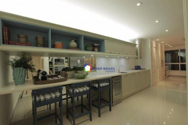 Apartamento com 4 dormitórios à venda, 175 m² por R$ 1.080.000,00 - Setor Marista - Goiâni - Foto 5