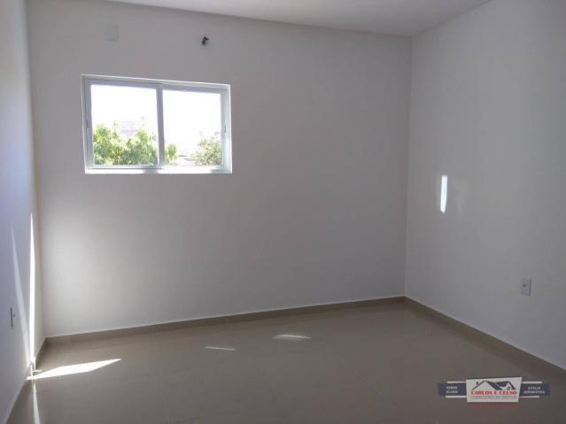 Apartamento Duplex com 4 dormitórios à venda, 160 m² por R$ 380.000 - Maternidade - Patos/ - Foto 12