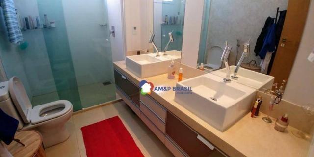 Apartamento com 3 dormitórios à venda, 179 m² por r$ 1.250.000,00 - setor marista - goiâni - Foto 12