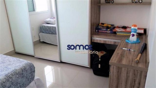 Apartamento com 3 dormitórios à venda, 122 m² por r$ 729.000 - setor bueno - goiânia/go - Foto 11