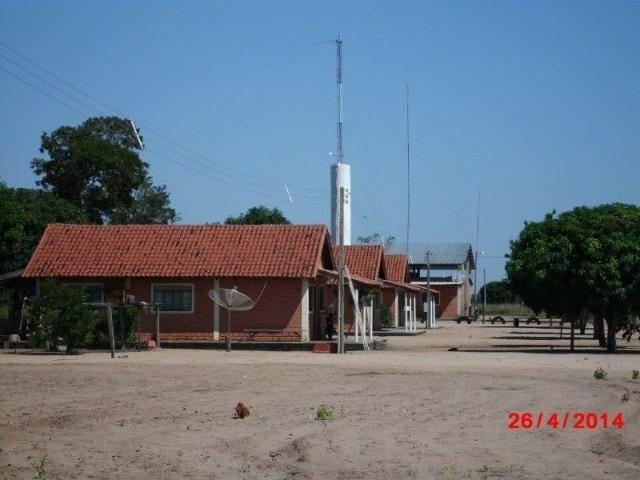 Fazenda 4400 hectares divisa com Goiás, a 500 km de Cuiabá e 500 km de Goiânia! PECUÁRIA! - Foto 9
