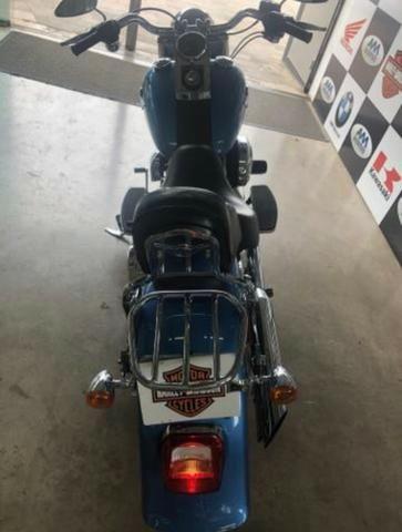 Harley Davidson Fat Boy 2011 cor única - Foto 9