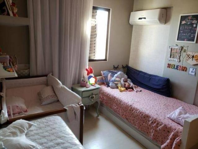 Apartamento com 3 dormitórios à venda, 100 m² por r$ 399.000,00 - setor nova suiça - goiân - Foto 6