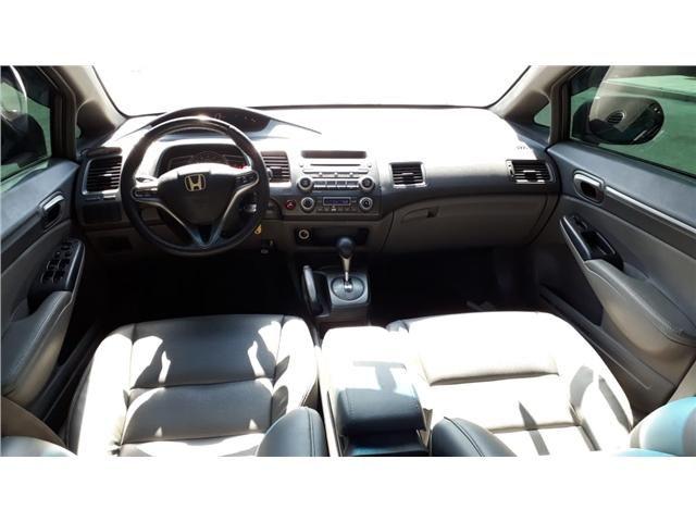 Honda Civic 1.8 exs 16v gasolina 4p automático - Foto 8