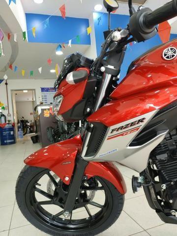 Yamaha Fazer 250 ABS - 2020*Entrada a partir de 1.290 - Foto 3