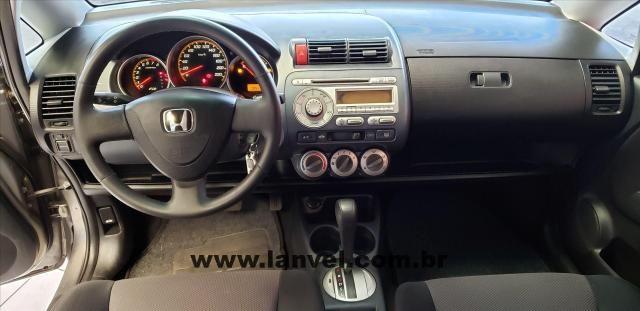 HONDA FIT 2007/2008 1.5 EX 16V GASOLINA 4P AUTOMÁTICO - Foto 10