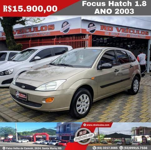 Focus Hatch 1.8 Ano 2003