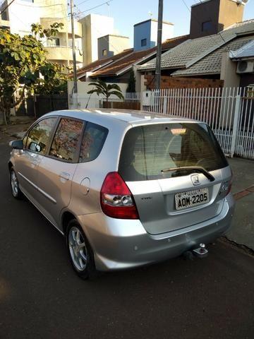 Honda Fit 2007 EX At 1.5 VTEC - Foto 3