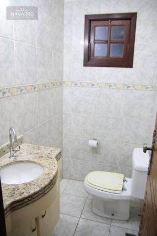 Casa com 4 dormitórios à venda, 184 m² por r$ 690.000 - stella maris - salvador/ba - Foto 18