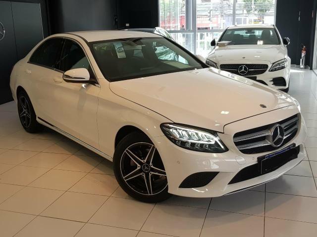 Mercedes bens c180 2019