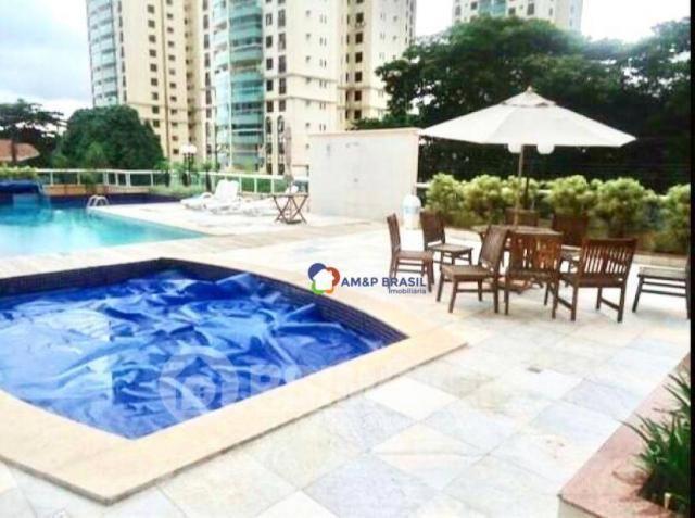 Apartamento com 3 dormitórios à venda, 111 m² por R$ 575.000,00 - Serrinha - Goiânia/GO - Foto 14