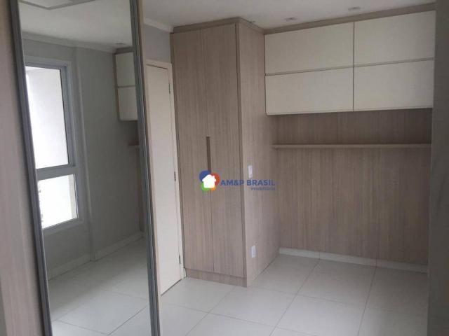 Apartamento Duplex com 2 dormitórios à venda, 80 m² por R$ 620.000,00 - Setor Bueno - Goiâ - Foto 16