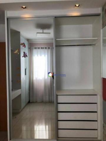 Apartamento com 2 dormitórios à venda, 105 m² por R$ 495.000,00 - Setor Bueno - Goiânia/GO - Foto 9