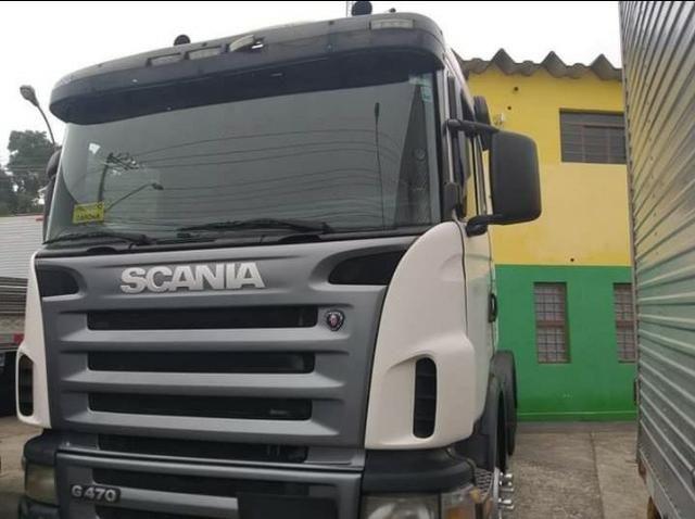 2009 Scania G470 Cavalo 6x2 Faço no contrato - Foto 9