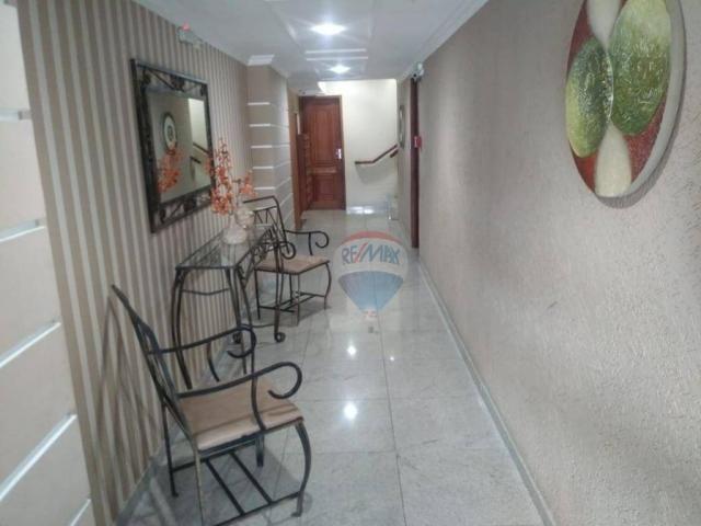 Apartamento dois quartos, com 71 m² por r$ 215.000 - passos - juiz de fora/mg - Foto 3