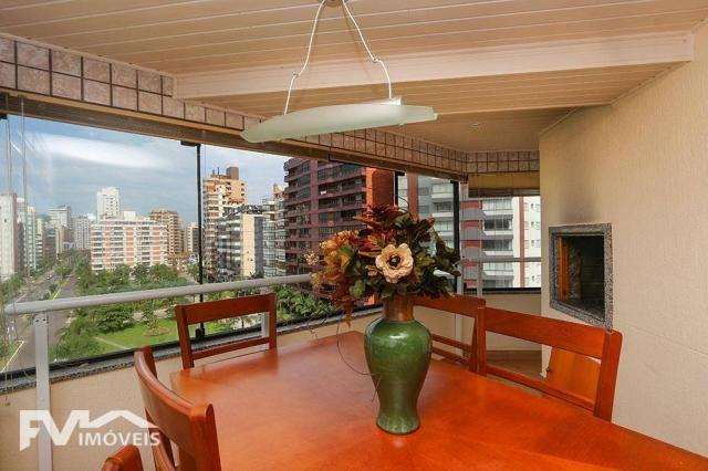 Apartamento com vista para o mar de Torres RS, nas quatros praças. - Foto 11