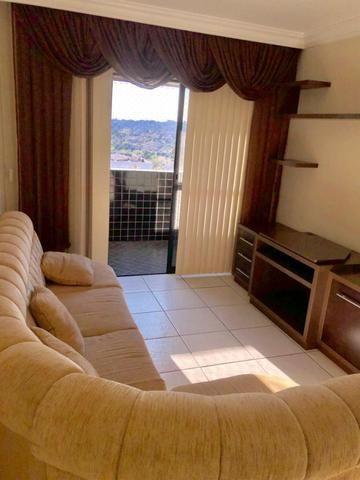 Apartamento 3 dormitórios mobiliada no Cabral - Foto 17