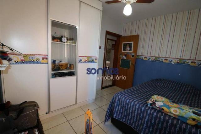 Apartamento com 3 dormitórios à venda, 95 m² por r$ 275.000,00 - jardim américa - goiânia/ - Foto 9