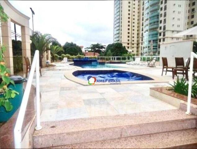 Apartamento com 3 dormitórios à venda, 111 m² por R$ 575.000,00 - Serrinha - Goiânia/GO - Foto 13