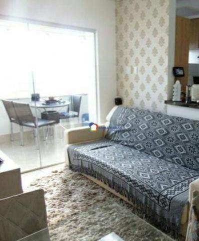 Apartamento com 2 dormitórios à venda, 69 m² por r$ 250.000,00 - parque amazônia - goiânia - Foto 4