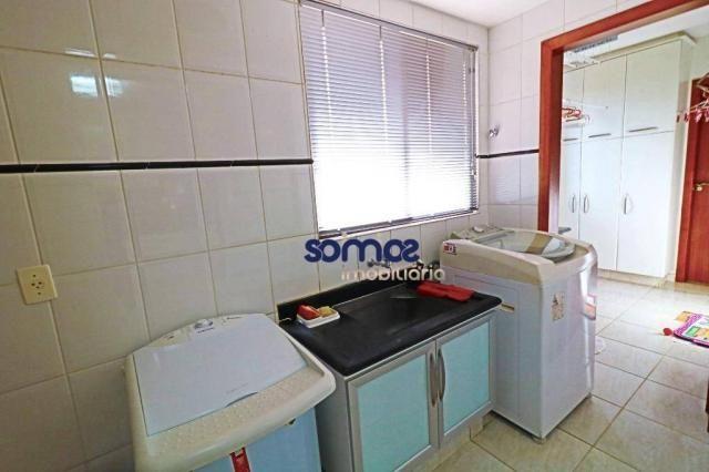 Apartamento com 4 dormitórios à venda, 167 m² por R$ 550.000,00 - Jardim América - Goiânia - Foto 9