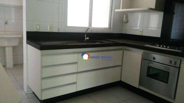 Apartamento com 3 dormitórios à venda, 111 m² por R$ 575.000,00 - Serrinha - Goiânia/GO - Foto 10
