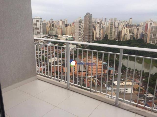 Apartamento Duplex com 2 dormitórios à venda, 80 m² por R$ 620.000,00 - Setor Bueno - Goiâ - Foto 9