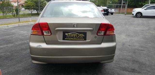 Honda Civic Ex 1.7 2004 - Foto 8
