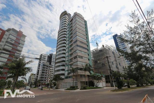 Apartamento com vista para o mar de Torres RS, nas quatros praças. - Foto 2