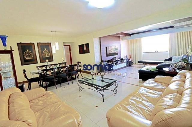 Apartamento com 4 dormitórios à venda, 167 m² por R$ 550.000,00 - Jardim América - Goiânia - Foto 3