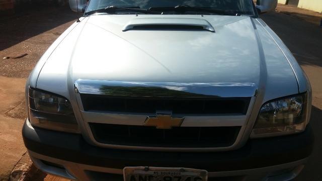 Vendo S10 Diesel Executiva 2005/2006