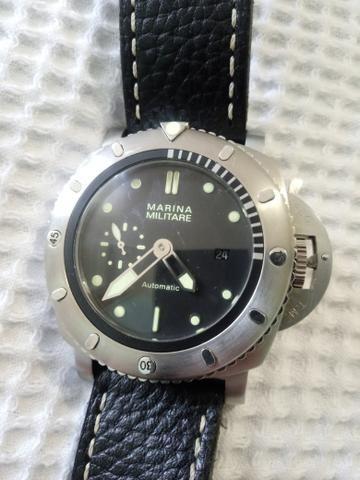 2a544723ac8 Relógio automático estilo Panerai masculino - Bijouterias