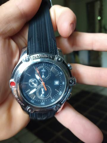d5570eb257e Vendo relógio Náutica 300