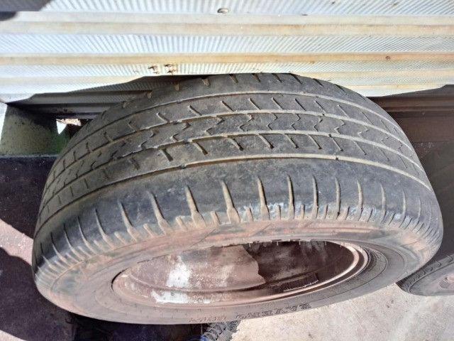 Jogo Roda Pneu Aro 17 Honda Crv 2011 - Foto 11