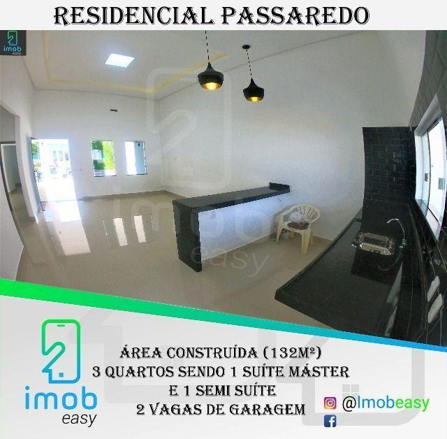 Residencial Passaredo, 03 quartos sendo 02 suítes