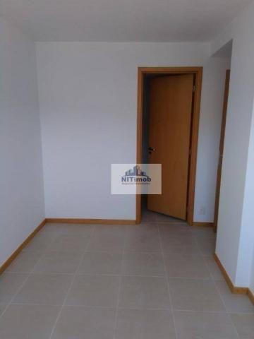 Ótimo apartamento no Condomínio Portal do Verde em Pendotiba na Estrada Caetano Monteiro 4 - Foto 13