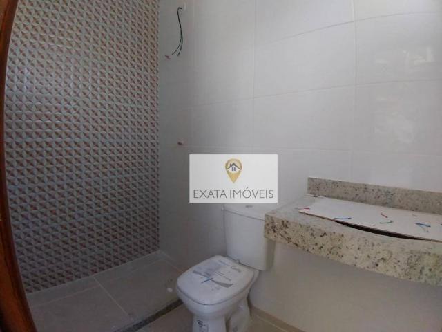 Lançamento! Casas 03 suítes a 150m da Rodovia, Jardim Marilea/Rio das Ostras. - Foto 14