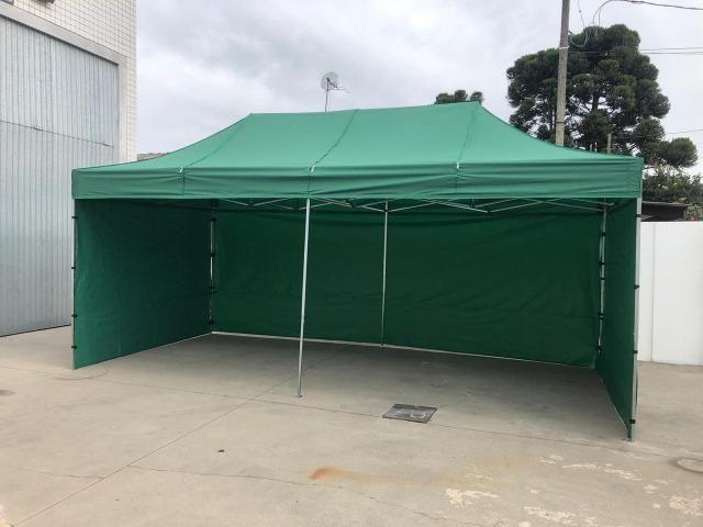 Tenda 6x3 Sanfonada - Foto 5