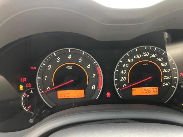 Corolla xei 1.8 2009 - MANUAL - Foto 5