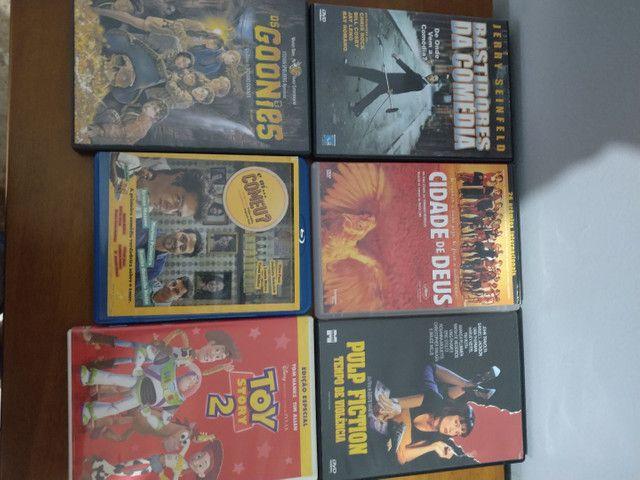 Dvd's de filme e música - Foto 2