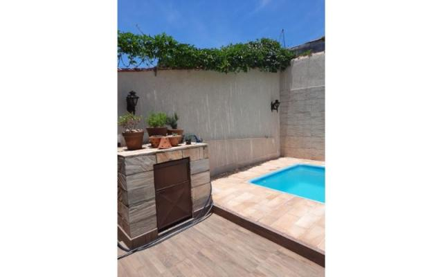 Excelente Casa em Itaipuaçu Mobiliada c/ 3Qtos (1 suíte), com piscina e churrasqueira. - Foto 16