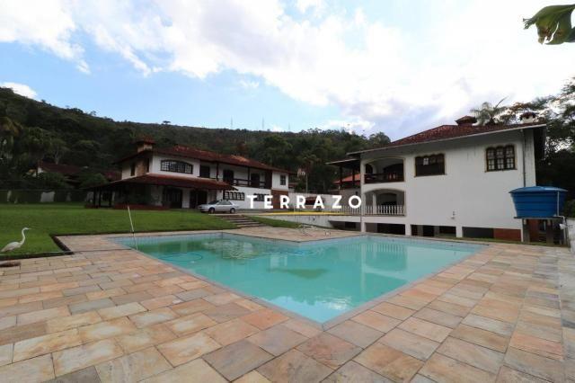 Casa para alugar, 1000 m² por R$ 1.500,00/dia - Golfe - Teresópolis/RJ - Foto 3