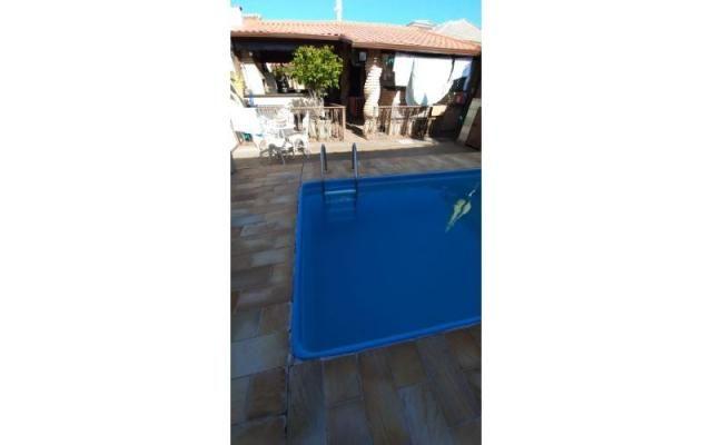Excelente Casa em Itaipuaçu Mobiliada c/ 3Qtos (1 suíte), com piscina e churrasqueira. - Foto 3
